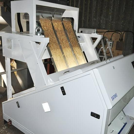 Perry of Oakley colour sorter