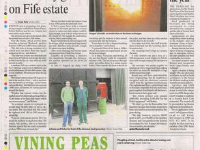 Perry of Oakley news article Balbirnie